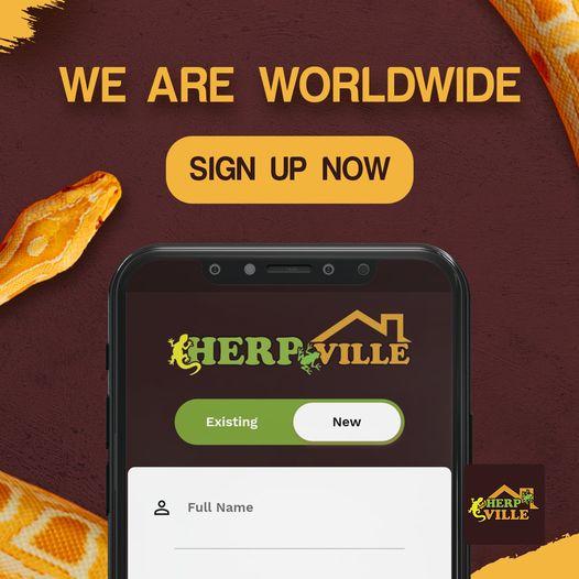 herpville app 2.1 release